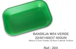 Bandeja M54 Verde