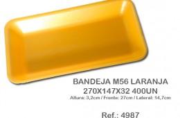 Bandeja M56 Laranja