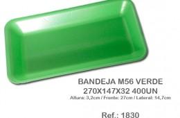 Bandeja M56 Verde