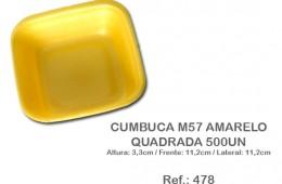 Cumbuca M57 Amarelo