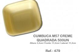 Cumbuca M57 Creme